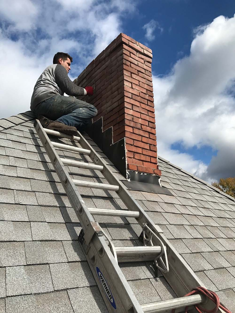 How to remove a chimney -  But Home And Building Owners Must Understand That Deep Water Stains Or Stains Deep Into The Surface May Be Impossible To Completely Remove