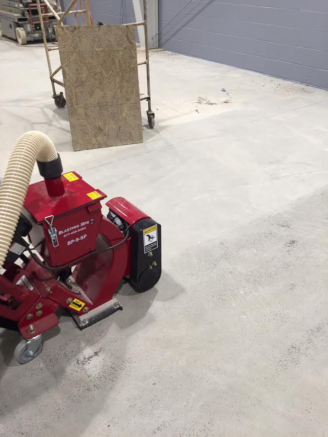 Floor Coatings Amp Concrete Polishing American Restoration